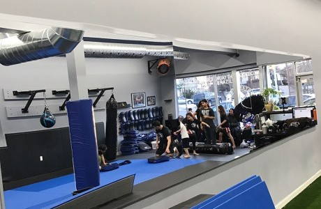 Martial Arts Gym