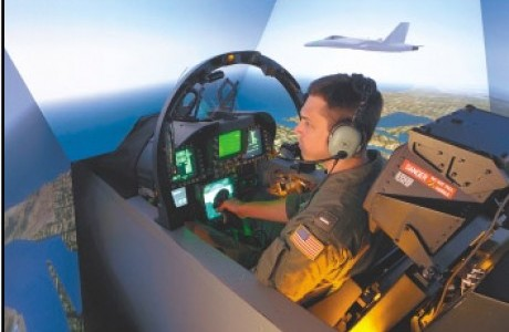 F-18 Flight Simulator